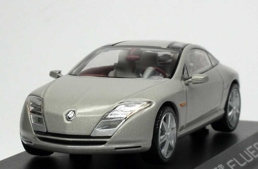 2007 Volvo Caresto V8 Speedster Concept. 2004 Renault Fluence Concept