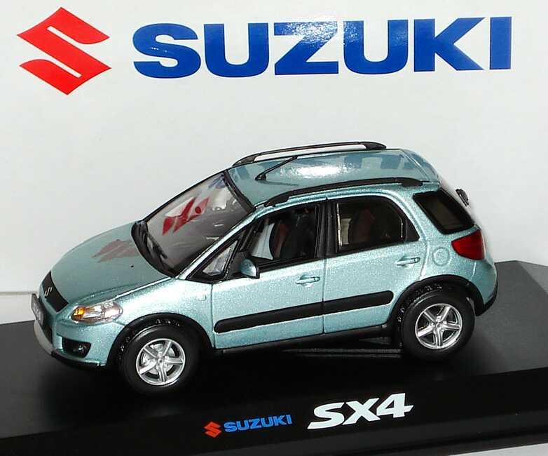Suzuki Sx  Details