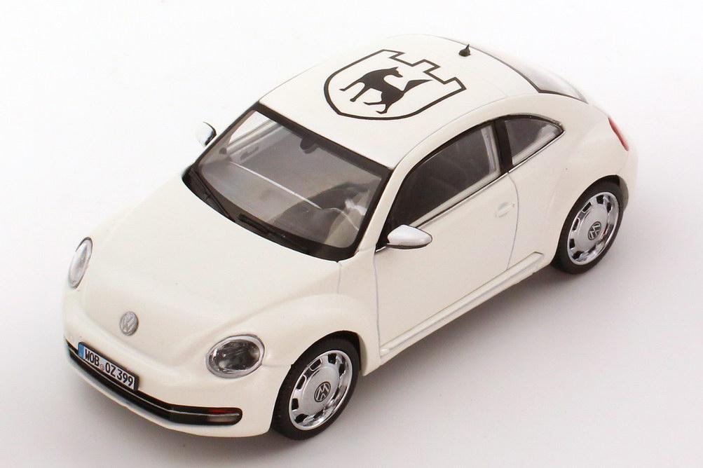 modell vw beetle weiß