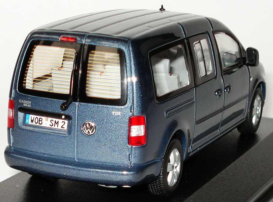 1 43 vw caddy iii maxi life offroad grey grau volkswagen. Black Bedroom Furniture Sets. Home Design Ideas