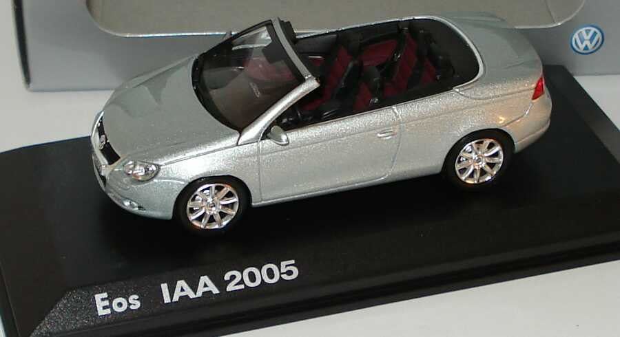 1:43 VW Eos silveressencemet.