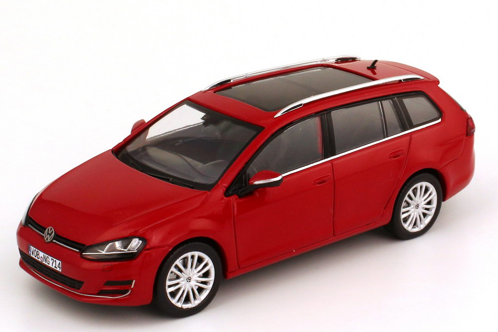 vw golf vii variant 2013 tornadorot werbemodell spark 5g9099300y3d bild 2. Black Bedroom Furniture Sets. Home Design Ideas