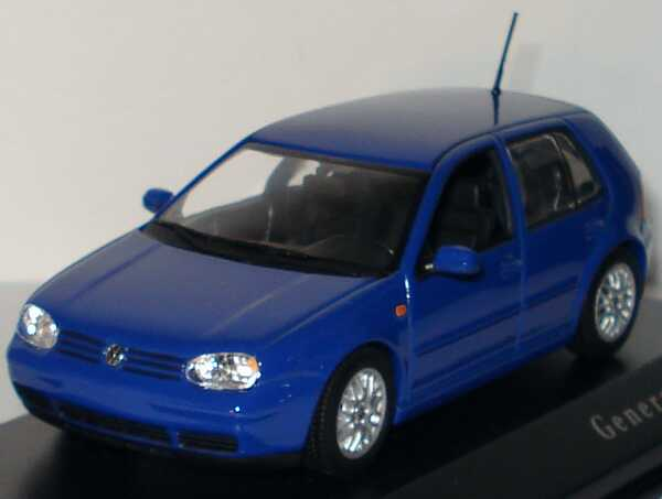 vw golf iv gti 4t rig blau generation golf werbemodell. Black Bedroom Furniture Sets. Home Design Ideas