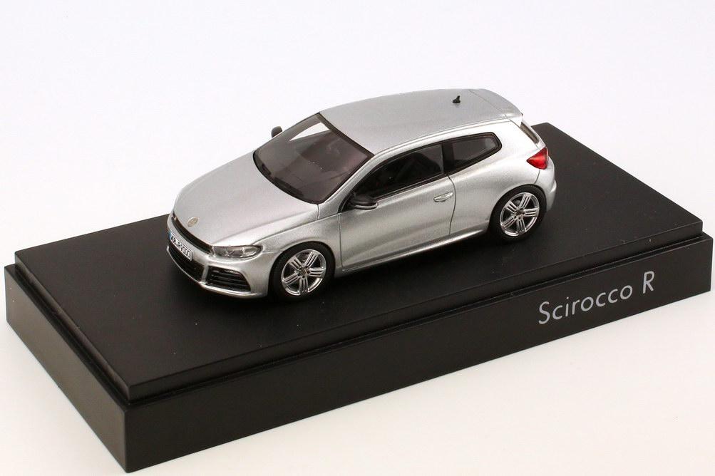 1:43 VW Scirocco III R reflex-silber-met. (VW)