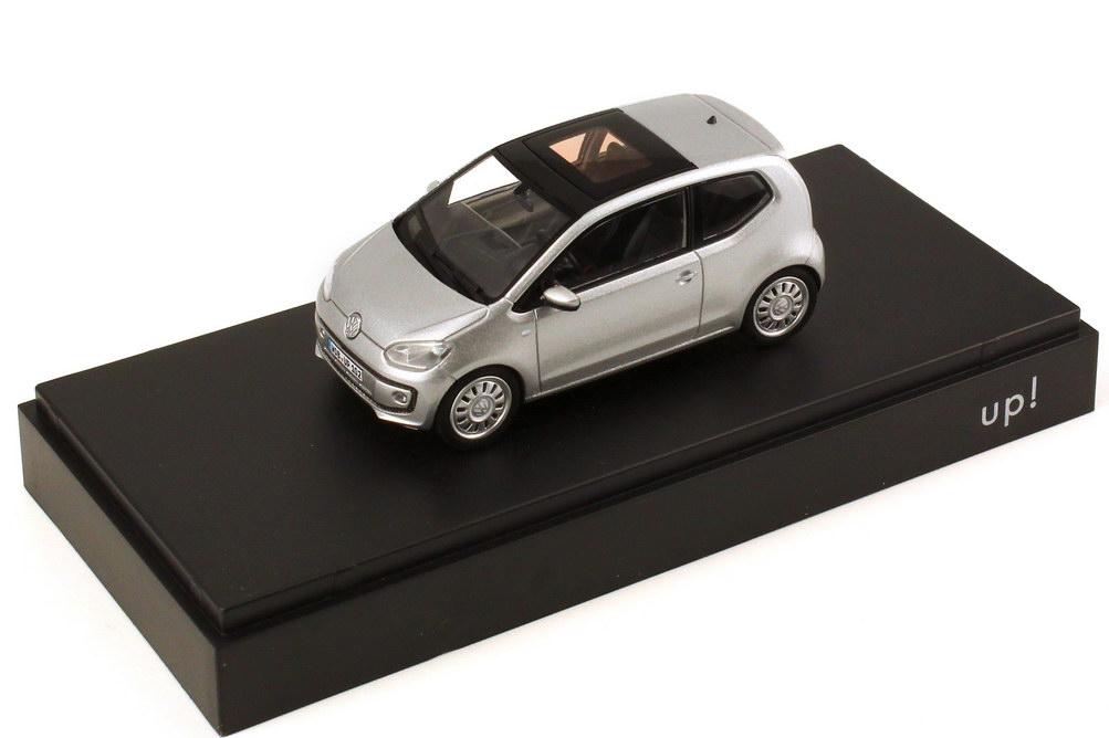 1:43 VW Up! 2-Türer reflex-silber-met. (VW)