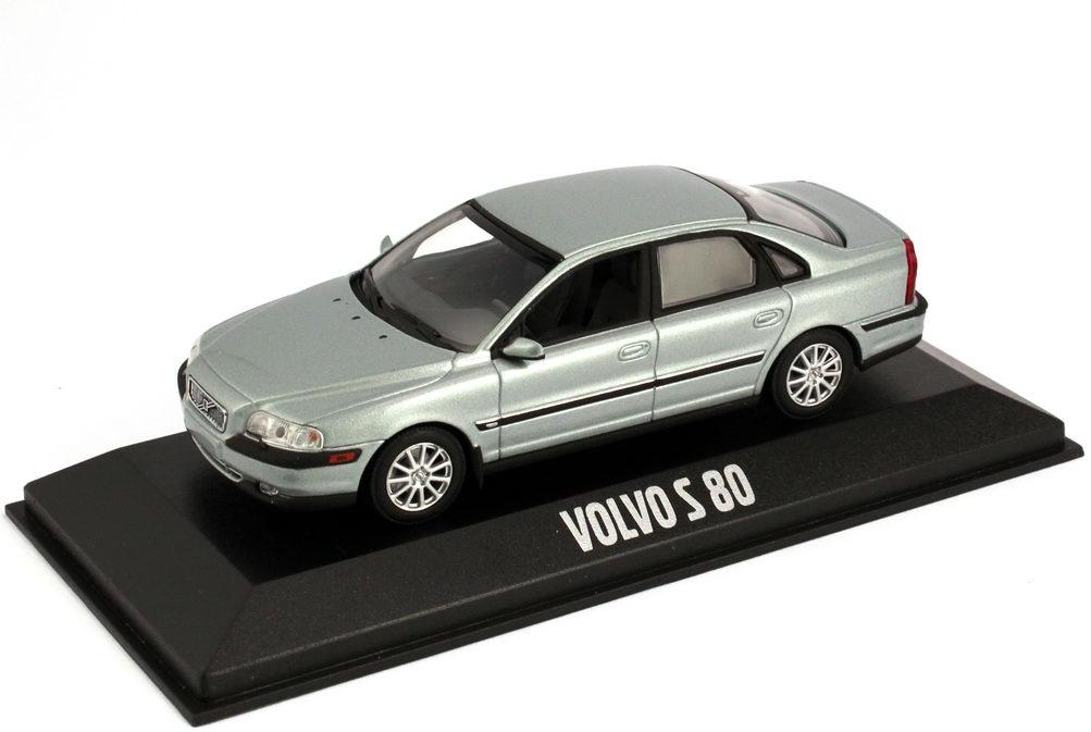 1:43 Volvo S80 silber-grau-met. (Volvo)