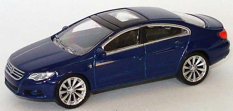 1:57 VW Passat CC Coupé 2008  risingbluemet. (VW)