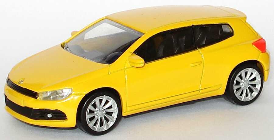 1:57 VW Scirocco III gelb (VW)