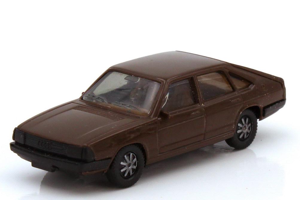 1:87 Audi 100 GL 5E Avant (C2) dunkelbraun (oV)