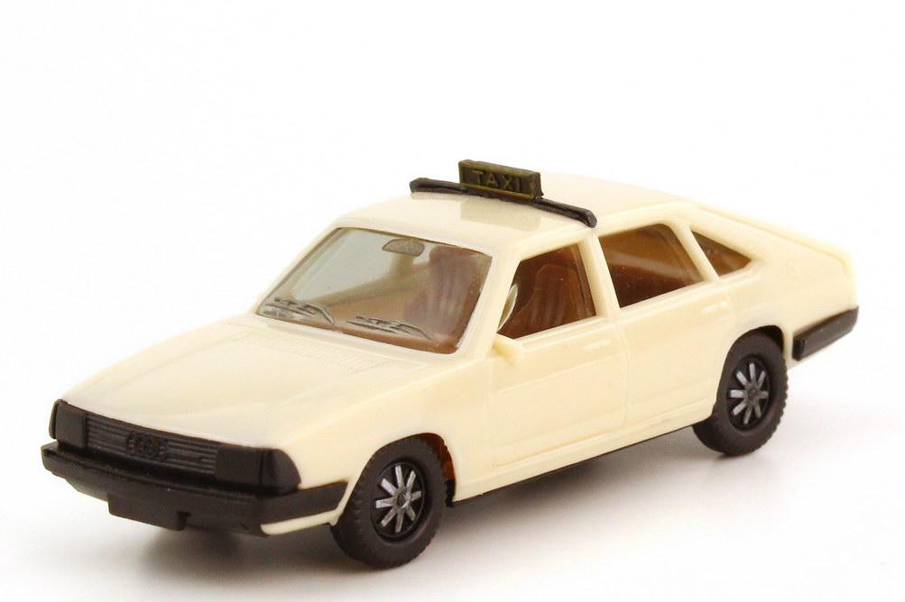 1:87 Audi 100 GL 5E Avant (Typ 43, C2) Taxi, IA beige (oV)