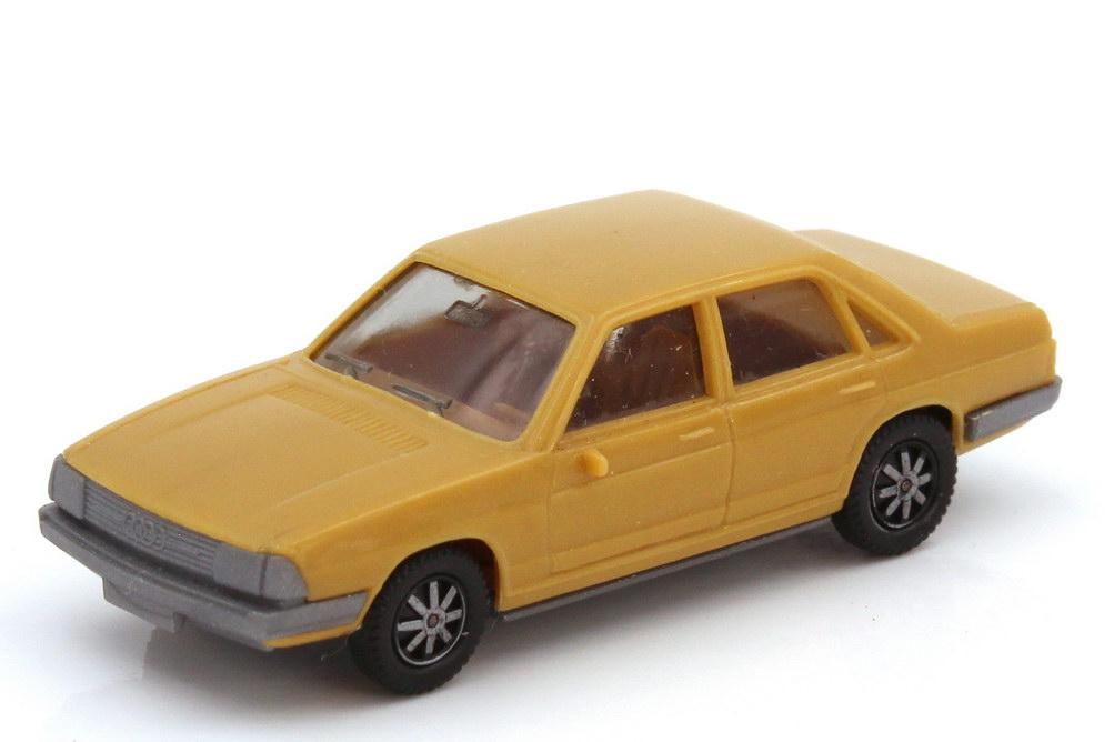 1:87 Audi 100 GL 5E (C2) beige (Boden grau) (oV)