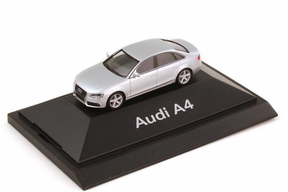 1:87 Audi A4 (B8) eissilber-met. (Audi)