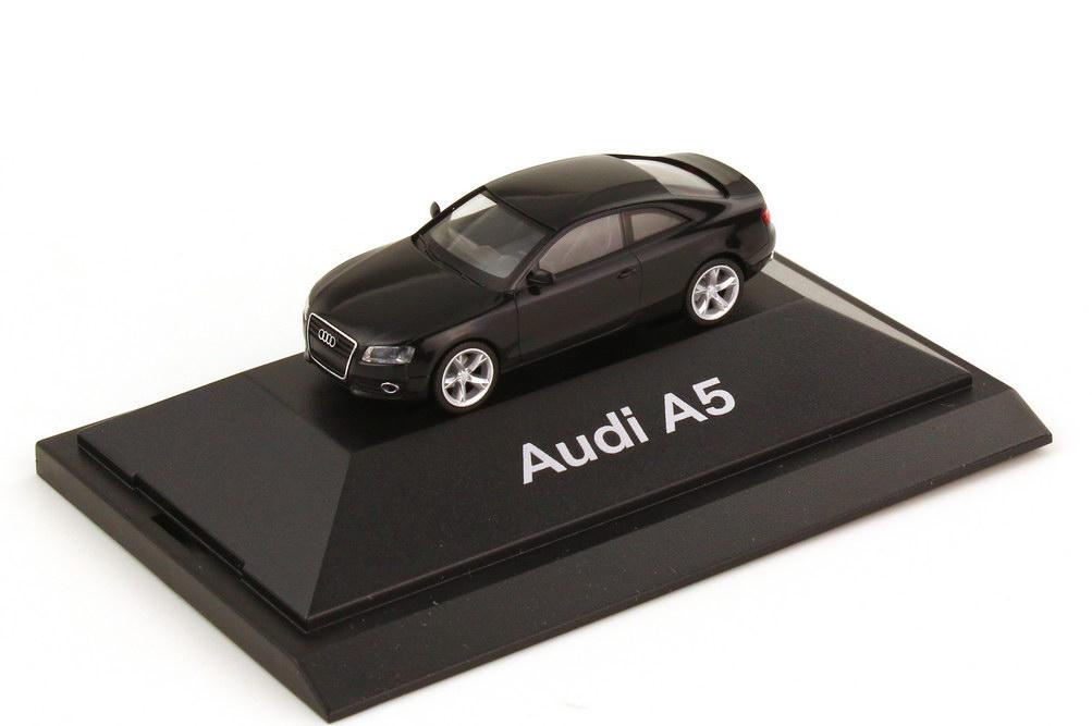 1:87 Audi A5 Coupé (B8) phantomschwarz-met. (Audi)