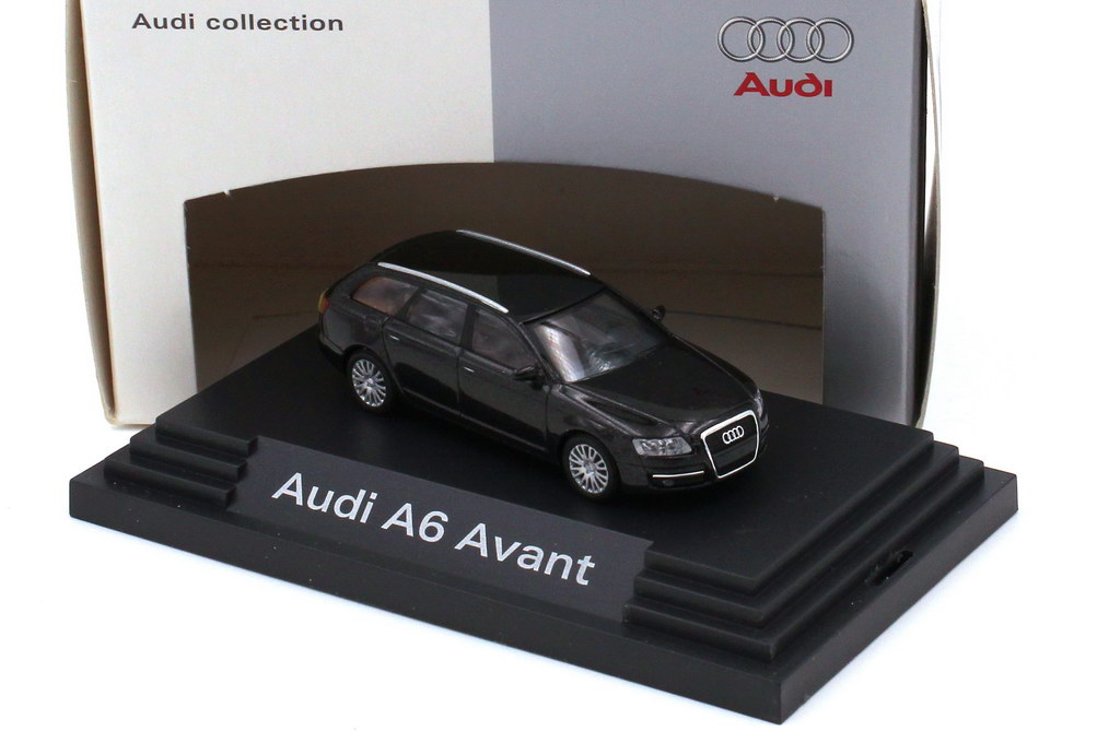 1:87 Audi A6 Avant (C6) lavagrau-met. (Audi)