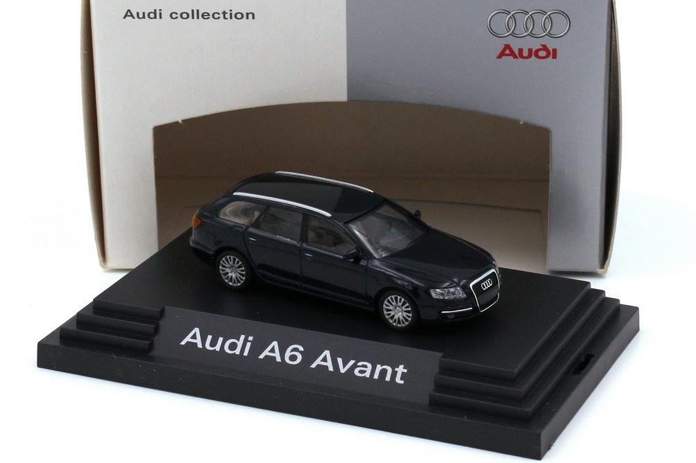 1:87 Audi A6 Avant (C6) nachtblau-met. (Audi)