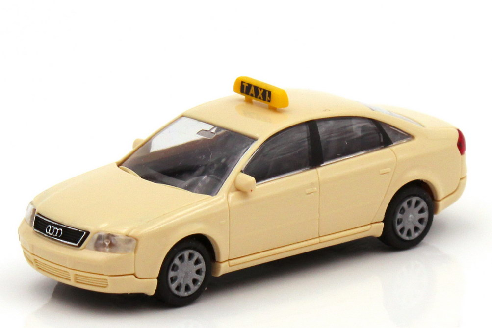 1:87 Audi A6 (C5) Taxi, Schild mittig (oV)