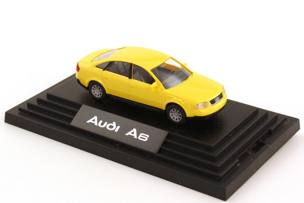 1:87 Audi A6 (C5) gelb (Audi)