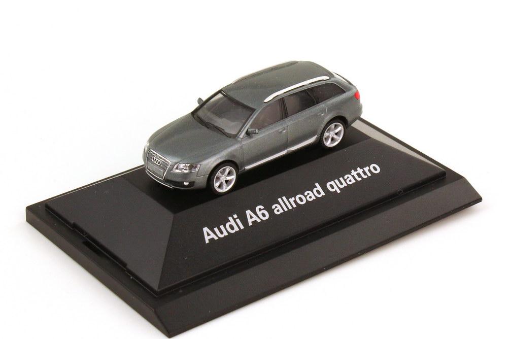 1:87 Audi A6 allroad quattro (C6) condorgrau-met. (Audi)