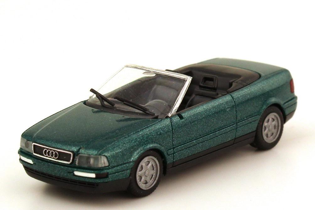 1:87 Audi Cabrio (Typ B3) grün-met.