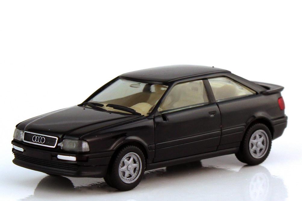 1:87 Audi Coupé quattro (B3 Facelift) schwarz