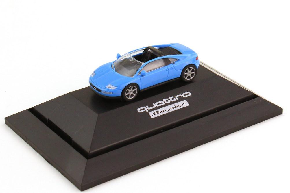 1:87 Audi quattro Spyder himmelblau