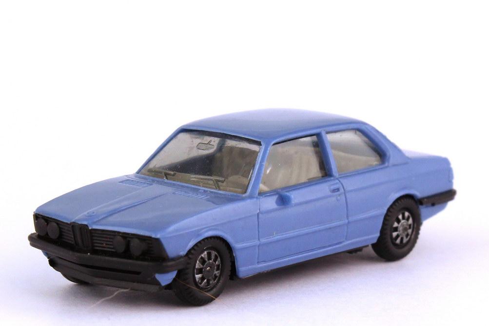 1:87 BMW 3er 323i (E21) blaugrau (oV)