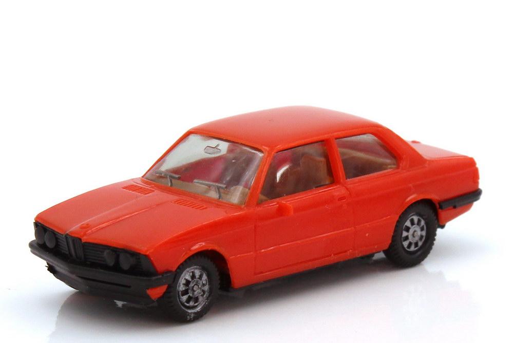 1:87 BMW 3er 323i (E21) rotorange, IA beige (oV)