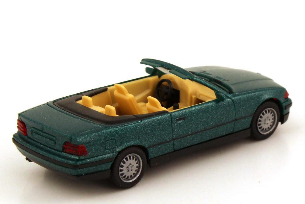 1:87 Herpa Somo Modellauto Wanner BMW Cabrio grün-met. neuw.//ovp