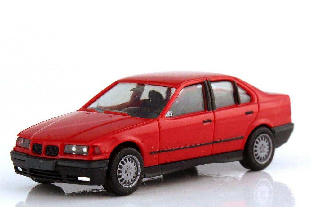 1:87 BMW 3er 325i (E36) brillantrot