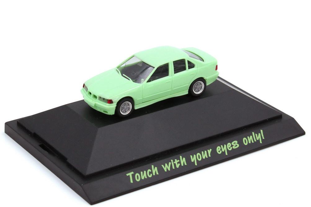 1:87 BMW 3er 325i (E36) mintgrün