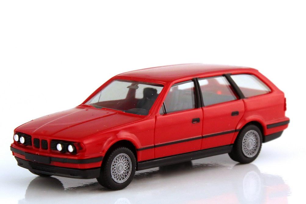 1:87 BMW 5er 525i touring (E34) brillantrot