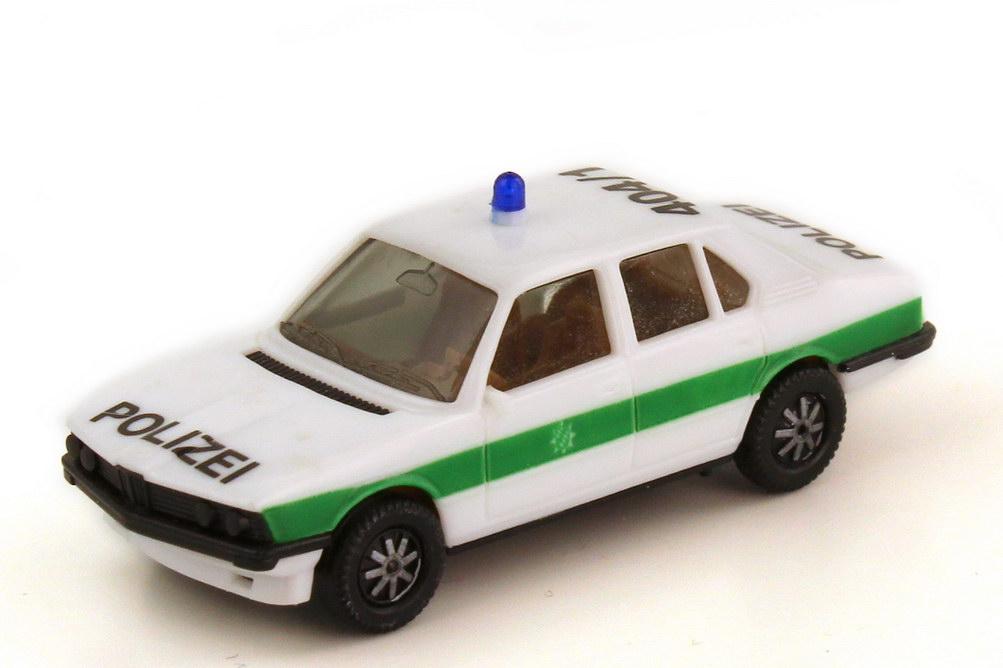 1:87 BMW 5er 528i (E12) Polizei bayrisch