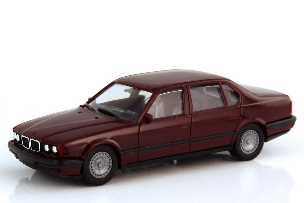 1:87 BMW 7er 750iL (E32) tizianrot