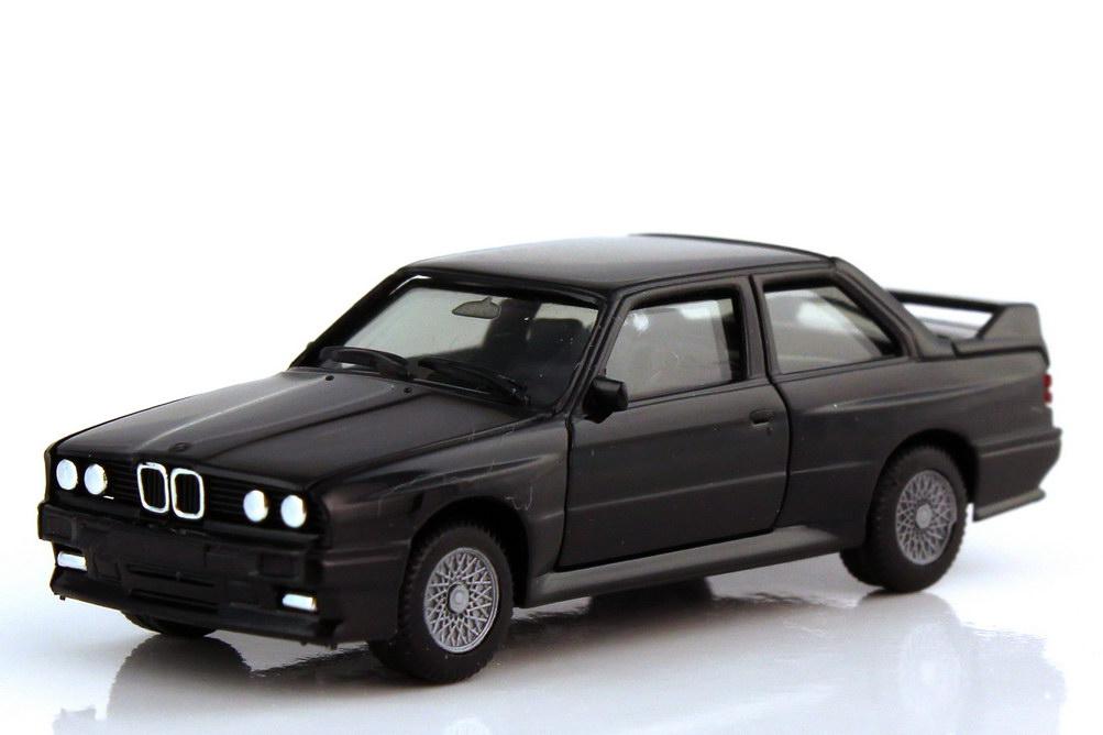 1:87 BMW M3 (E30) schwarz