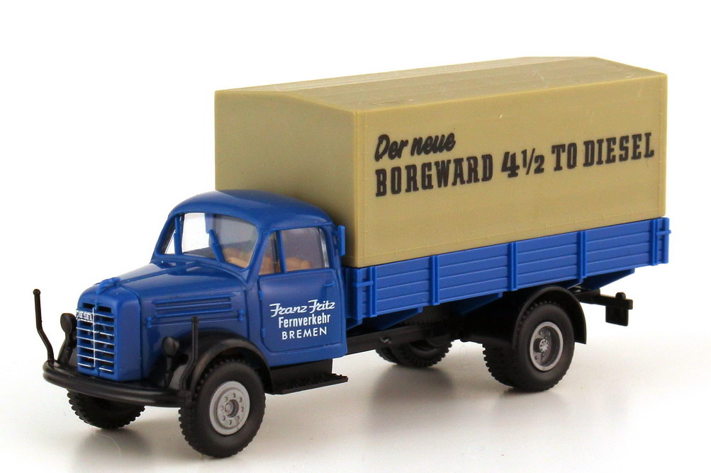 1:87 Borgward B 4500 2a PP-LKW