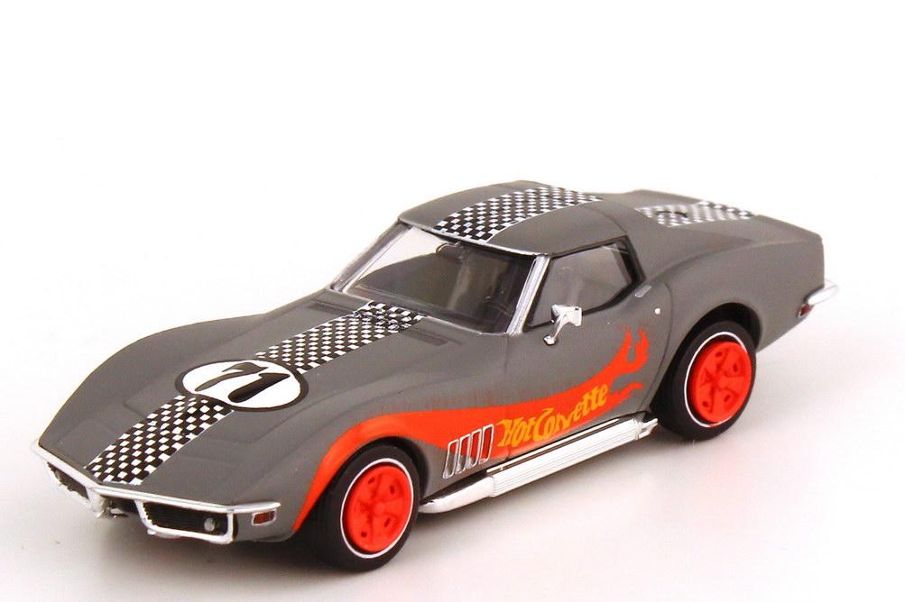 1:87 Chevrolet Corvette C3 grau Nr.71
