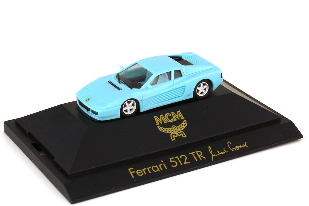 1:87 Ferrari 512 TR hellblau