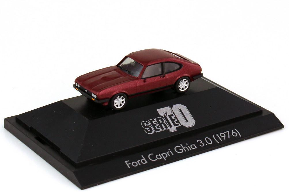 1:87 Ford Capri Mk III 3.0 Ghia weinrot-met. (Serie 70)