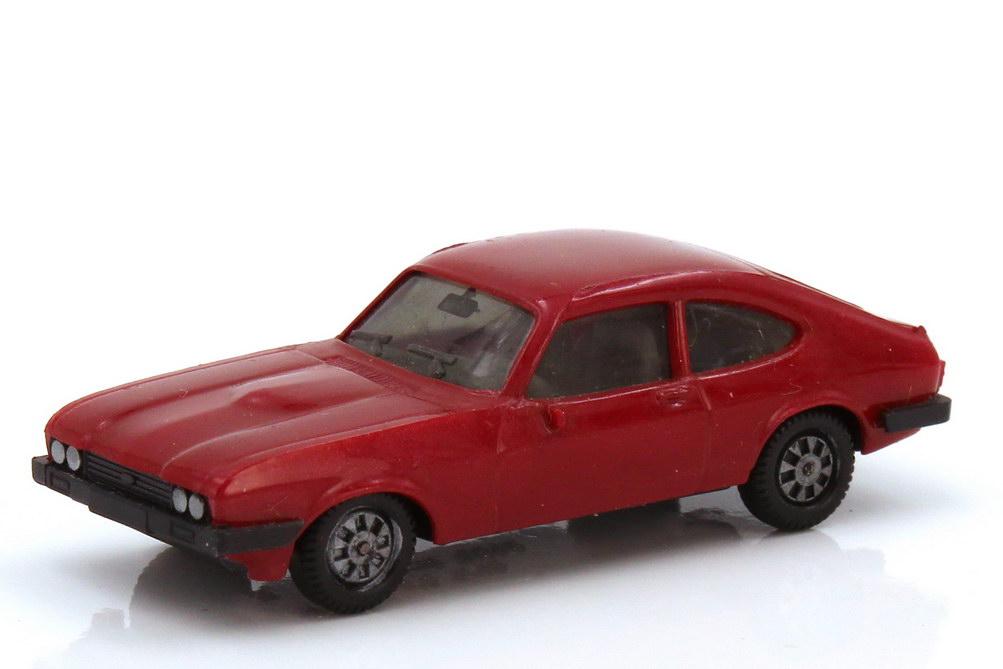 1:87 Ford Capri Mk III 3.0 Ghia dunkelrot-met. (oV)