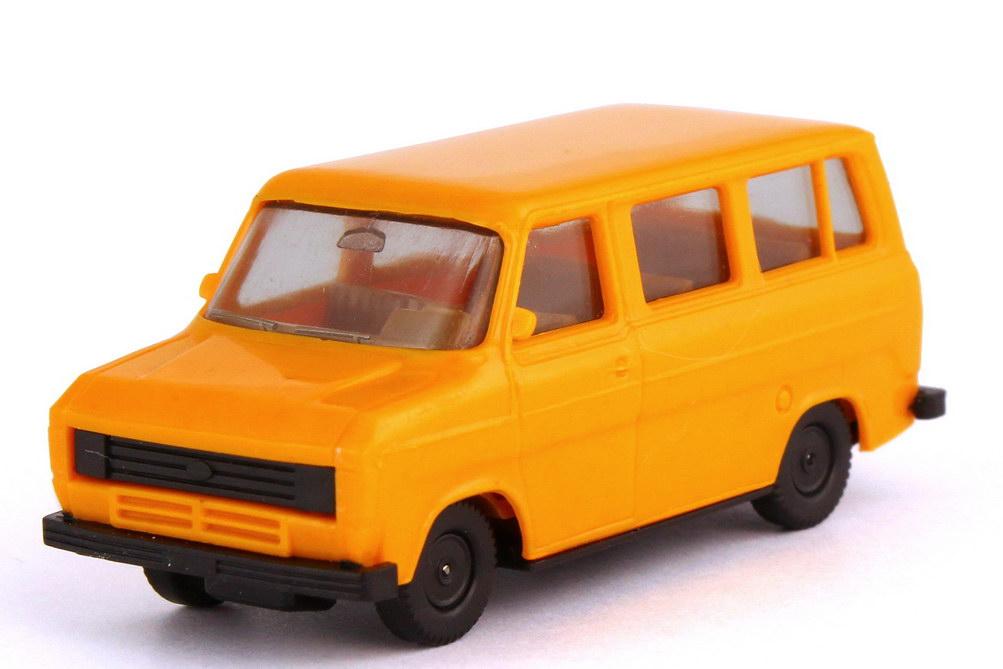 1:87 Ford Transit MK2 Bus orangegelb (oV)