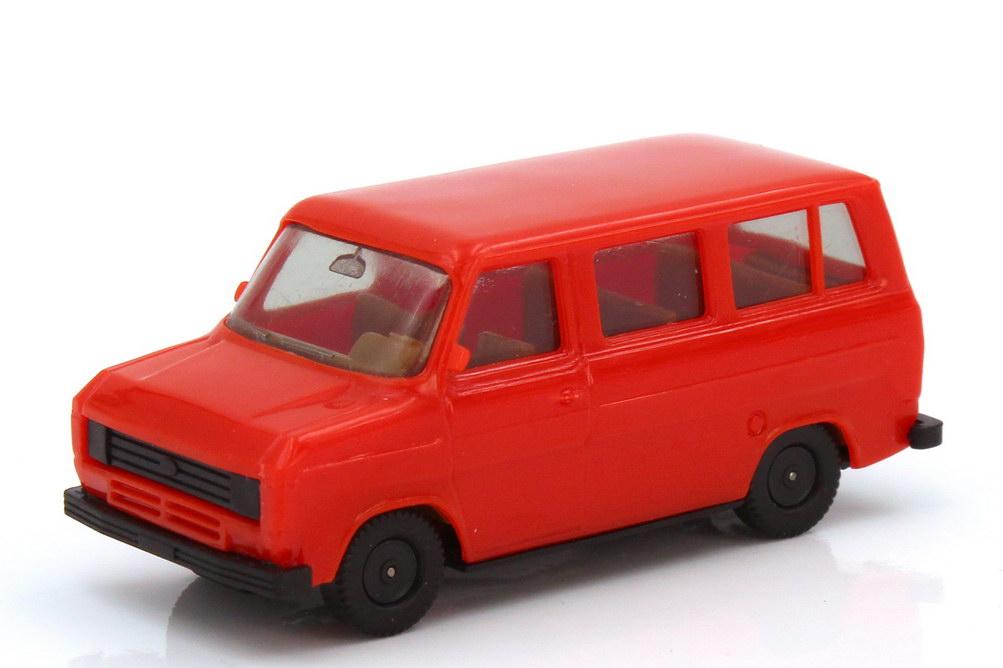 1:87 Ford Transit MK2 Bus rotorange (oV)
