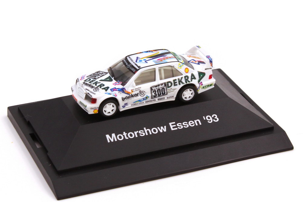 1:87 Mercedes-Benz 190E 2.5-16 Evolution II VLN 1993