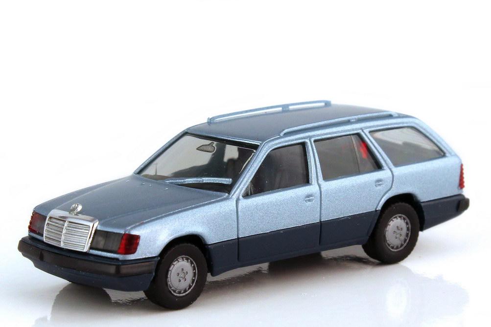 1:87 Mercedes-Benz 300TE Facelift (S124 MOPF) blausilber-met.