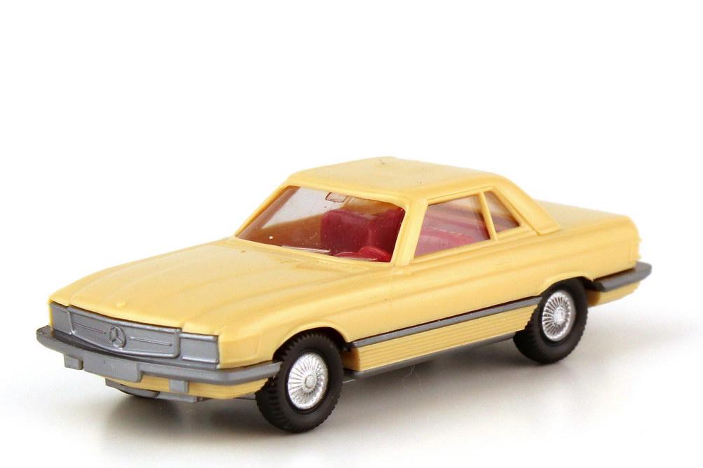1:87 Mercedes-Benz 350SL (R107) beige (oV)