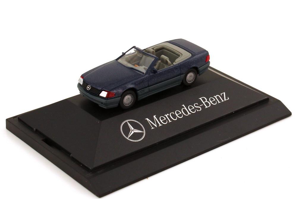 1:87 Mercedes-Benz 500SL (R129) nautikblau-met. (MB)
