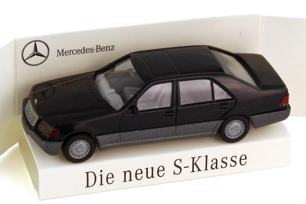 1:87 Mercedes-Benz S-Klasse 500SEL (W140) blauschwarz-met.