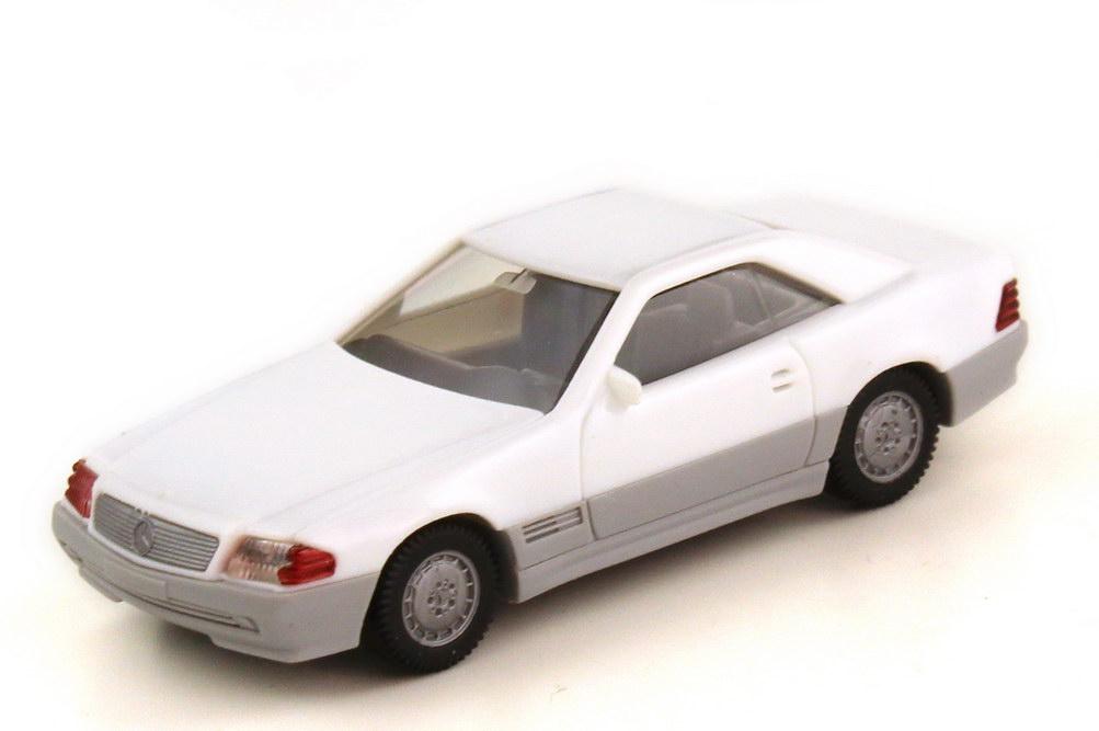 1:87 Mercedes-Benz 500SL (R129) (Hardtop) weiß