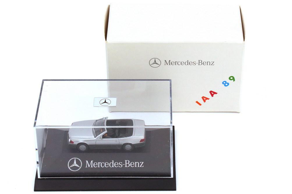 1:87 Mercedes-Benz 500SL (R129) brillantsilber-met.