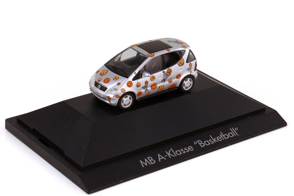 1:87 Mercedes-Benz A-Klasse (W168) mit Faltdach