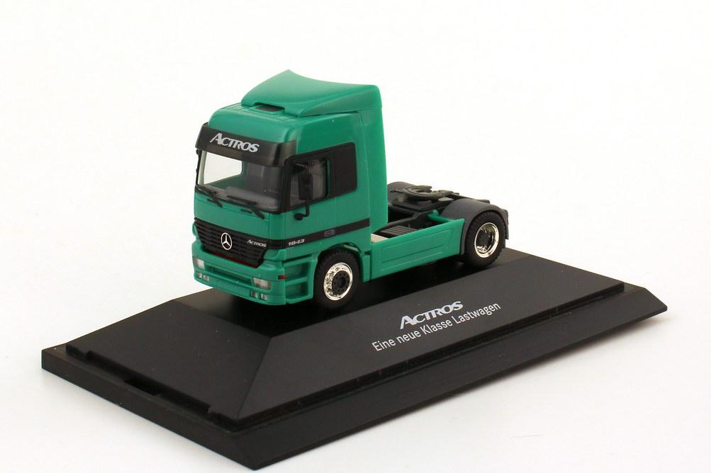 1:87 Mercedes-Benz Actros L Fv Cv 2a Szgm saftgrün